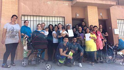 25 familias de una corrala ser�n desahuciadas