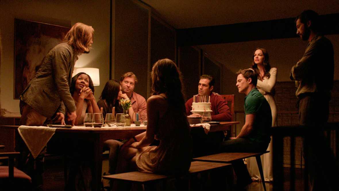 La invitación: Una cena llamada tensión