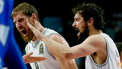 Real Madrid 83-70 Khimki