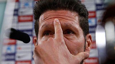 """Simeone: """"Es difícil explicar con cosas concretas por qué molestamos"""""""