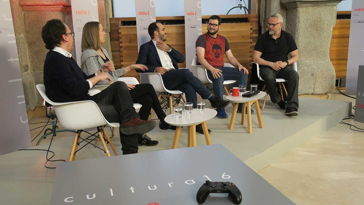 VIDEO: Videjuegos, creatividad interactiva