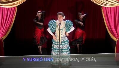 José Mota presenta - Iker Jimenez folklórico