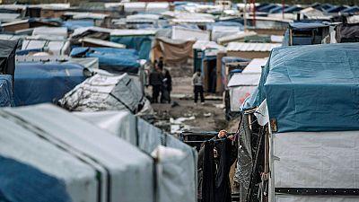 Desaparecen 130 menores que vivían en el campamento de refugiados de Calais