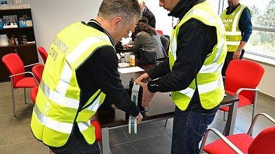 En 2015 el SEPRONA detuvo a 2.274 personas por delitos contra el medio ambiente