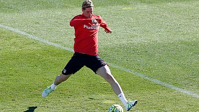 El Atlético de Madrid, tras perder en Champions contra el Barça, regresa a la Ciudad Condal para jugar contra el Espanyol. TVE ha entrevistado al blanquiazul Duarte, uno de los jugadores con más proyección del equipo de Galca.