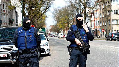 Identifican al segundo sospechoso del ataque al metro de Bruselas