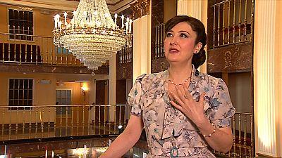 El Teatro de la Zarzuela sube el telón con un estreno absoluto: María Moliner
