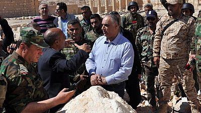 El ejército sirio prepara una operación para recuperar Alepo