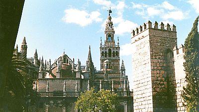 A vista de p�jaro - Catedrales (II)