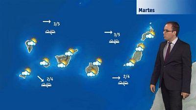 El tiempo en Canarias - 11/04/16