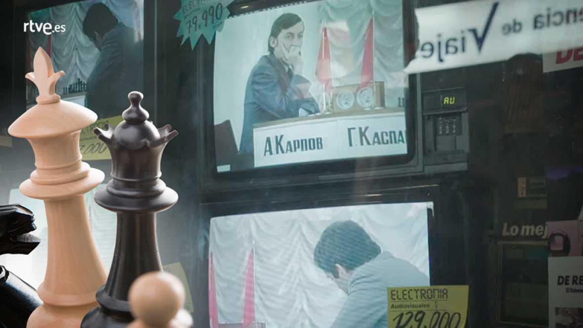 Cuéntame cómo pasó - La rivalidad Kárpov - Kaspárov