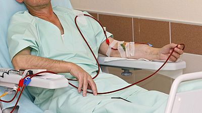 La Guardia Civil detecta un fraude a la Seguridad Social de ciudadanos búlgaros para someterse a trasplantes de riñón