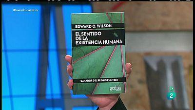 La Aventura del Saber. Libros recomendados. El sentido de la existencia humana. Edward Osborne Wilson