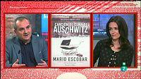 La Aventura del Saber.  Mario Escobar, autor del libro �Canci�n de cuna de Auschwitz�.