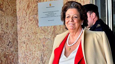 Barberá declara que se reunió con Urdangarin para negociar el Valencia Summit
