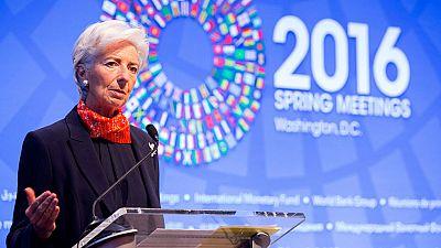 El FMI afirma que la recuperación global continúa pero a un ritmo cada vez más lento