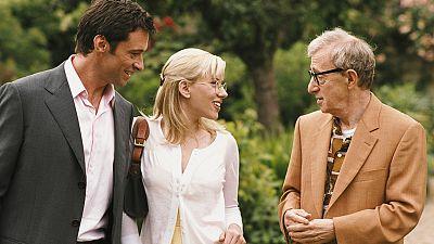 'Scoop', una divertida comedia de Woody Allen, en 'Versión Europea'