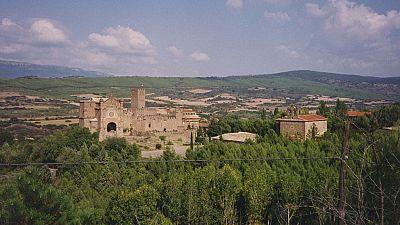 A vista de p�jaro - Camino de Santiago (I)