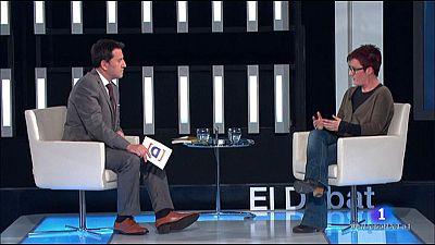 El Debat de La 1 - Entrevista a Marta Ribas