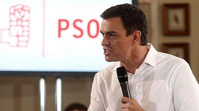 El PSOE ve insuficiente la renuncia de Soria y exige la comparecencia de Rajoy