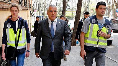 Detenidas las cúpulas de Manos Limpias y de Ausbanc por extorsión a instituciones