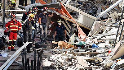 Sigue la búsqueda de los desaparecidos tras el derrumbe de Tenerife