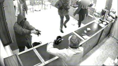 La Guardia Civil desarticula una  banda muy violenta de atracos armados