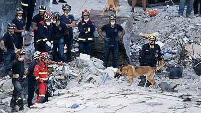 Ascienden a cinco los fallecidos en el derrumbe de Tenerife