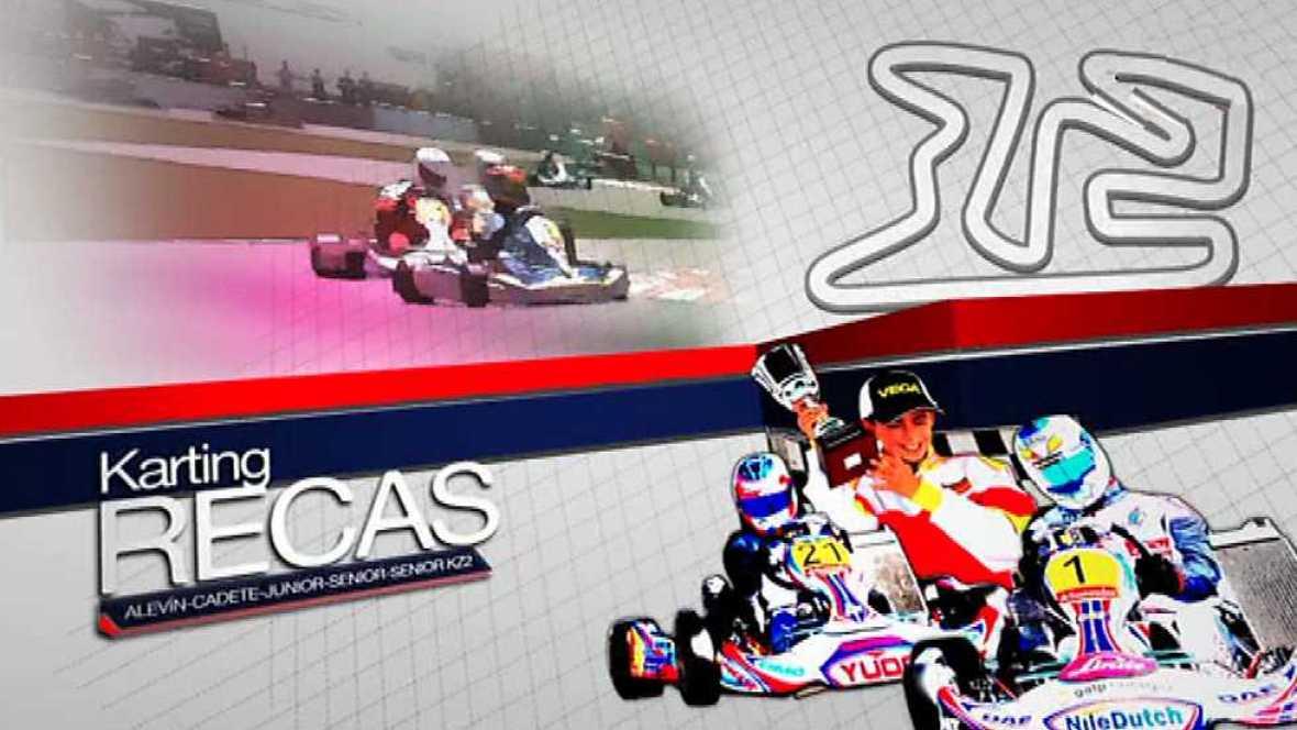 Karting - Campeonato de España. 1ª Prueba. Circuito Recas - ver ahora
