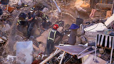 Derrumbe en Tenerife: rescatan el cuerpo de la séptima víctima