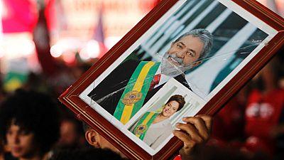 Tensión en Brasil en las horas previas a la votación sobre la destitución de Rousseff