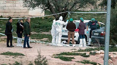Detienen a un hombre por el asesinato de una pareja en Caravaca de la Cruz