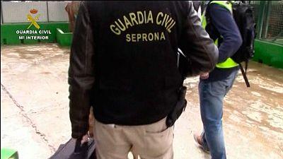 La Guardia Civil investiga a un maltratador de animales de Pontevedra