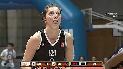 Baloncesto - Liga Femenina. Play Off. Final 2º Partido - ver ahora