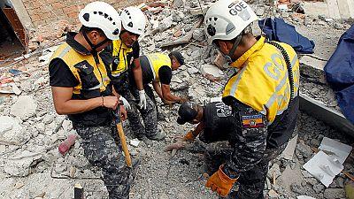 Un avión de la Fuerza Aérea Española viaja a Ecuador con ayuda de emergencia