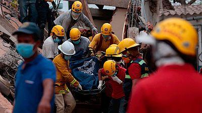 Las historias de los afectados por el terremoto de Ecuador