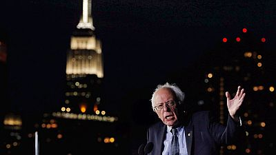 Sanders juega su última baza en las primarias de Nueva York, con Clinton y Trump como favoritos