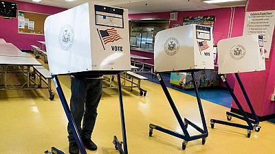 Las primarias de Nueva York, una votación crucial en la carrera hacia la Casa Blanca