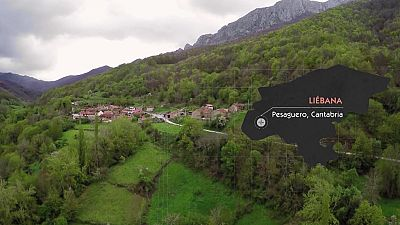 Red Natura 2000 - Li�bana (Cantabria)