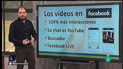 A punto con La 2 - Redes sociales - El vídeo en las redes sociales