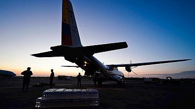 España enviará un avión con doce toneladas de ayuda humanitaria a Ecuador