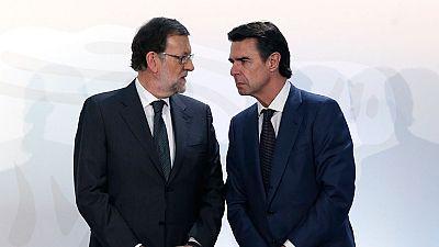 """Rajoy da por buenas las explicaciones de Soria y elogia """"su nivel de exigencia"""" por haber dimitido"""