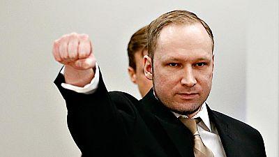 """El ultraderechista Anders Breivik gana el juicio a Noruega por el trato """"inhumano"""" recibido en la cárcel"""