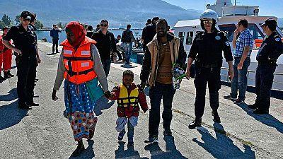Casi 500 personas podrían haber perdido la vida al intentar llegar a Europa en una barcaza