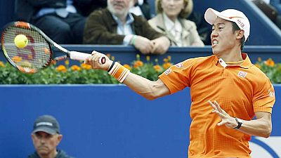 Tenis - Trofeo 'Conde de Godó':  Jeremy Chardy vs Kei Nihiskori - ver ahora