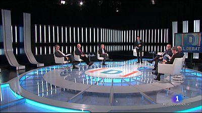 El Debat de La 1 - Sant Jordi i l'entrevista Rajoy-Puigdemont
