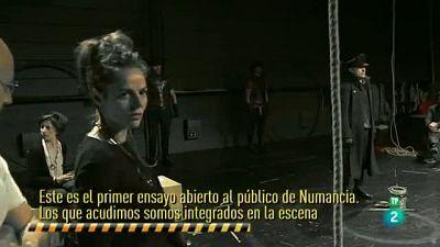 La 'Numancia' de Carlos P�rez de la Fuente