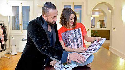 "Barei apuesta por un look ""cañero"" para Eurovisión 2016"