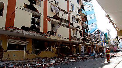 Un nuevo terremoto de 6 grados de magnitud pone en alerta a la población de Ecuador