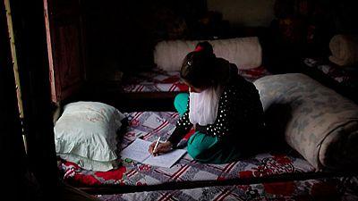 Cerca de 15.000 mujeres y niñas caen en las redes de trata en Nepal cada año